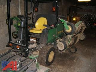 2011 John Deere 1600 Turbo Series II Lawn Mower