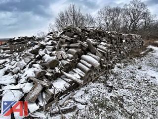 Lot of Firewood