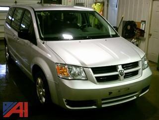 (A3)  2010 Dodge SE Grand Caravan Mini Van