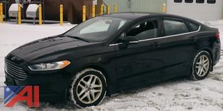 (A6) 2014 Ford Fusion SE 4 Door