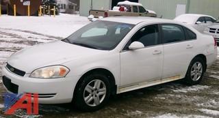 (A9) 2010 Chevy Impala LS 4 Door