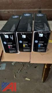 HP LaserJet 503A Toner Cartridges