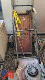 Creeper & Barrel Cart