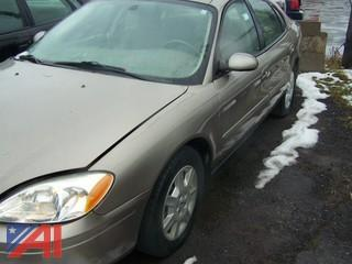2006 Ford Taurus SEL 4 Door