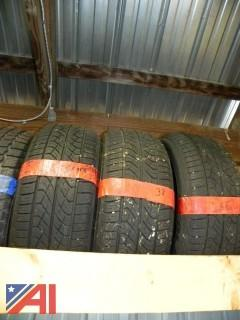 Yokohama Geolandar G95 P225/55R17 Tires