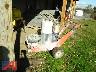 Smithco Line Star Field Striping Paint Machine
