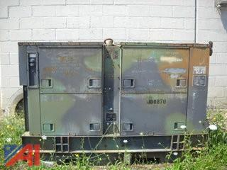 1985 Military 3500A Surplus Generators