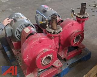 Bell & Gossett Electric Fluid Pumps