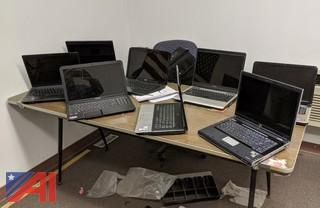 Various Laptops