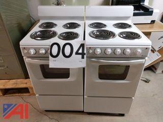 Amana Stove Oven Combination
