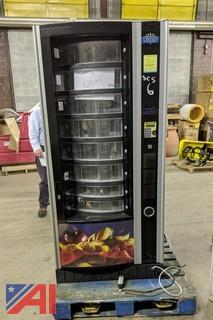 Necta Refrigerated Vending Machine