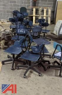 Various Rolling Chairs