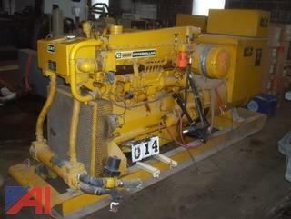 CAT 175KW Genset Generator