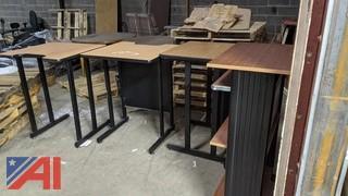Various Computer Desks & Tables