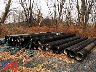 New Ductile Iron Pipe