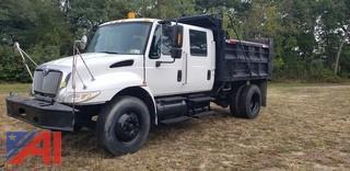 2005 International 4300 Dump Truck