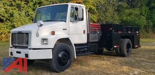 2000 Freightliner FL70 Mason Utility Truck