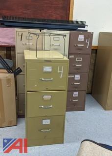 Filing Cabinets & Metal Shelves