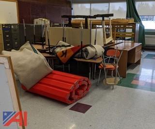 Various School & Office Furniture