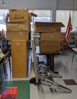 Various School & Office Equipment & Furniture
