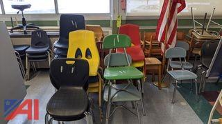 Various Student Chairs & More