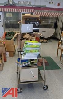 Various School Equipment & Supplies