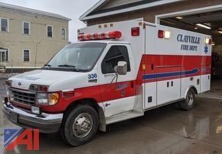 1996 Ford E350 Ambulance