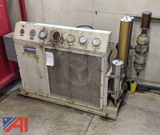 1982 Eagle Air Systems Air Compressor