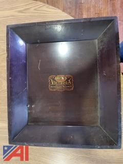 Antique Victrola Wall Hanging