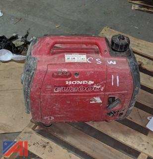 Suitcase Honda Generator