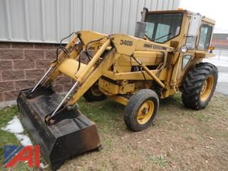 1988 Ford 340B Tractor & Loader