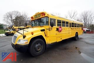 2011 Blue Bird Vision Full Size School Bus/84