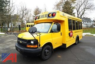 2011 Chevy Blue Bird Express G4500 School Bus/88