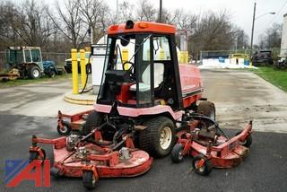 Jacobsen HR-5111 Rotary Tractor Mower