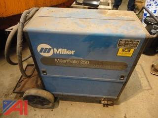 MillerMatic 250 Mig Welder
