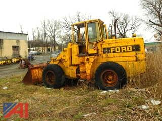 1976 Ford A64 Front End Loader