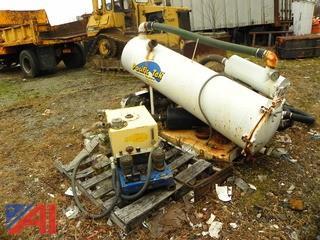 Pacific Tek PT-25 Skid Mounted Vacuum Excavator