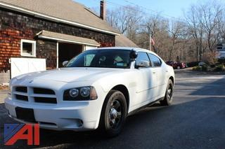 2010 Dodge Charger Sedan/Police Vehicle
