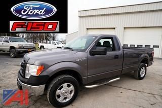 2014 Ford F150 XLT Pickup Truck