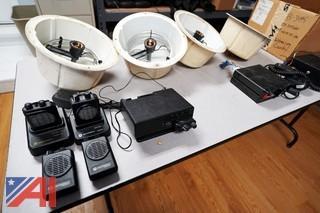 Motorola Minitor Pagers & Wheelan Siren Controls