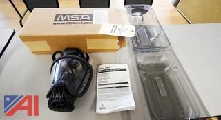 New MSA Ultra Elite APR/CBRN Respirator Masks