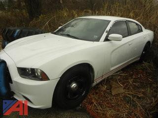 2013 Dodge Charger 4 Door/Police Vehicle