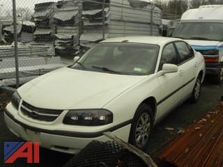 2003 Chevy Impala 4 Door
