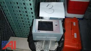 HG253 Portable Mercury Vapor Analyzer