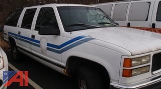 1996 GMC K1500 Suburban SUV