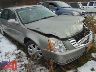 2006 Cadillac DTS 4DSD