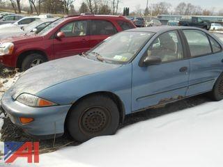 1998 Chevy Cavalier 4DSD