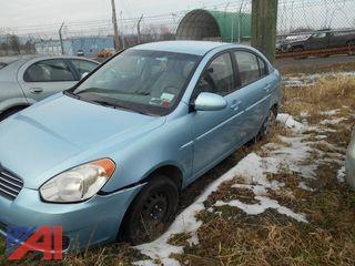 2008 Hyundai Accent 4DSD