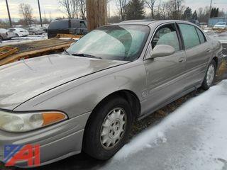 2001 Buick LeSabre 4DSD