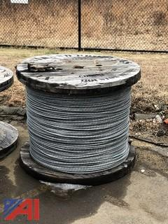 Reel of Steel Cable